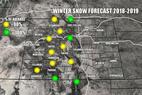 Winter 18/19 Long-Range Weather Forecast - © Meteorologist Chris Tomer