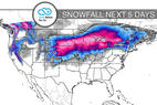 4.13 Snow Before You Go: Spring Storms for Both Coasts - © Meteorologist Chris Tomer
