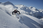 Camber, Tail und Tip: Was sind Rocker-Ski? - © Skylotec