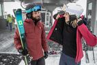 Une tenue de ski unique pour toutes les météos ? - © ODLO