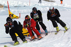 Ski Cross: Schweizermeisterschaften mit Blick auf Olympia 2010 - ©NBH Events and Consulting