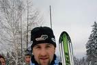 Kalle Palander (FIN) erreicht seinen ersten Weltcup-Sieg - ©Klaus Vierlinger