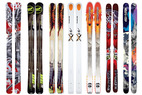 2013 Editors' Choice Skis: The Best Skis for You