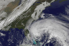 Frankenstorm 2012: What to Expect for Mid-Atlantic Skiing and Snowboarding ©NOAA