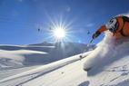 Ischgl er indbegrebet af Østrigsk skiløb. ©Kasper Mønsted