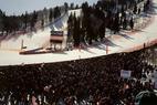 Top five Olympic downhill ski runs ©Ken Lund