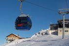 V Charmey máte výhled na zasněžené horské štíty při lyžování i wellness - © www.fribourgregion.ch