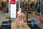 Ski Exercises: Romanian Deadlift - © Dan Kasper