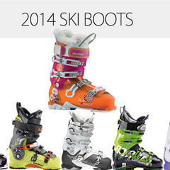 Buckle into the 2014 season with 20 new pairs of ski boots