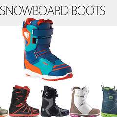 2014 Snowboard boots: 12 new pairs kicking it up a notch