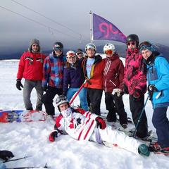Top UK university snowsports clubs - ©GUSSC