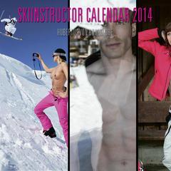 Gorące dziewczyny, przystojni chłopacy - nowa edycja kultowego kalendarza - ©Hubertus Hohenlohe/www.skiinstructors.at