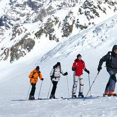 Inverno in Valle Isarco, Alto Adige - Tour di Sci Alpinismo - © Alto Adige Marketing