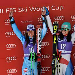 La velocità di scena nella Coppa del Mondo di Sci - ©FIS Alpine World Cup Tour