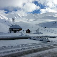 Snow report: Powder in the Alps & Pyrenees