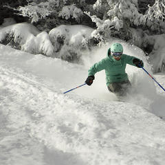 Best Ways to Try Skiing the Northeast in 2014 - ©Cannon Mountain
