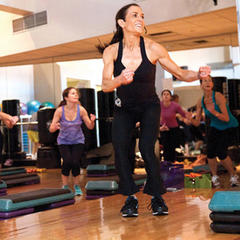 Ski conditioning class - © Sports Club/LA - Upper East Side (NYC)