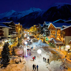 Val d'Isere village - © Andy Parant