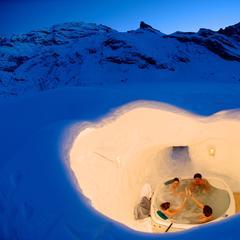 Zermatt - © Iglu-dorf