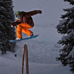 Snowparks de Savoie Mont Blanc - ©© Savoie Mont Blanc / Lopez