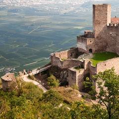 Castel d'Appiano - Castelronda, Bolzano – 6 hradov, 6 programov, 6 príbehov