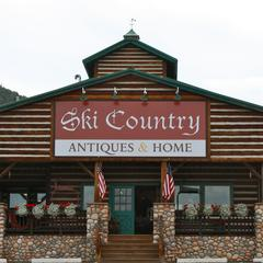 Ski Country Antiques & Home off I-70 - © Ski Country Antiques & Home