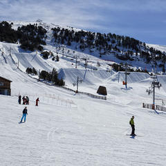 Andorre : Grandvalira vs Vallnord - ©OT Grandvalira