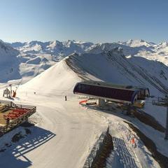 E' iniziata la stagione sciistica estiva in Francia! - ©Tignes