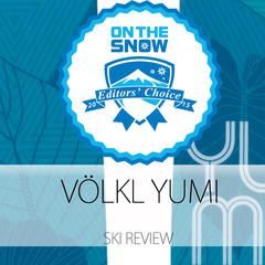 2015 Women's Frontside Editors' Choice Ski: Völkl Yumi - ©Völkl