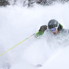 Telluride skier