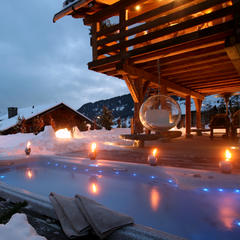 Chalet Spa Verbier, Switzerland - © Chalet Spa Verbier