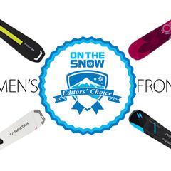 2015 Editors' Choice Skis: Women's Frontside