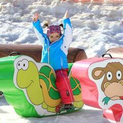 Montagna a misura di bambini: i parco giochi sulla nevi della Paganella - ©Trentino