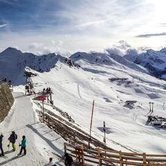 Jakobshorn v Davose, 13.12.2014 - © Davos
