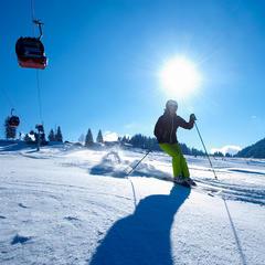 Szusowanie za darmo: ośrodki narciarskie z bezpłatnymi wyciągami - ©Oberstaufen Tourismus