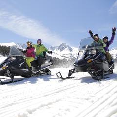 Les activités hors-ski proposées en Andorre - ©Andorra Tourism