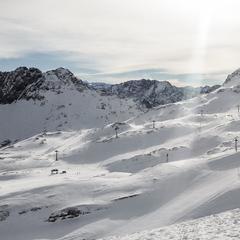 Zugspitze 12.1.2015