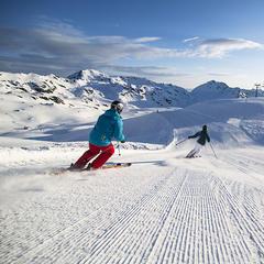 Na zjazdovkách Zillertal Areny - © shootandstyle.com