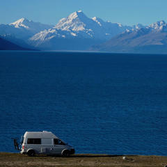 Camping-Paradies Neuseeland - © Florian Reuter | Julia Mohr