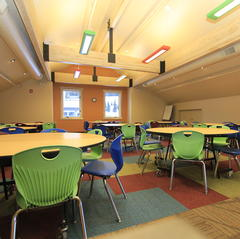 The new Kids Center at Arapahoe Basin. - © Bill Linfield/Arapahoe Basin