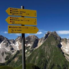 Adlerweg Tirol - © Lechtal Tourismus