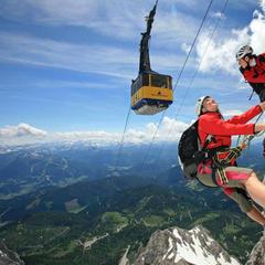 Klettersteig - © H. Raffalt
