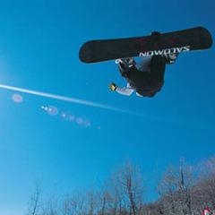 Snowboard - ©Swix/Jonathan Selkowitz