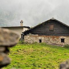 Eine fantastische Kulisse in der Schweiz - © Cordula Seiler/Graubünden Ferien