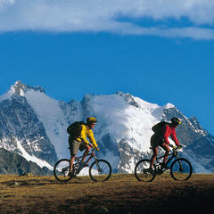 Help shape the future of biking in the Alps - ©Robert Boesch