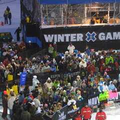 Guide to winter events in the Alps - ©X Games