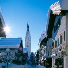 Oberstdorf GER kirchstrasse