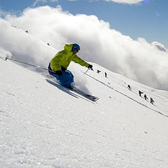 Ski en août... et pourquoi pas ?