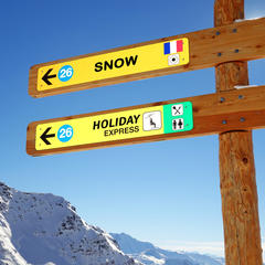 Narty w Alpach dla oszczędnych, czyli 10 wskazówek na tani zimowy urlop - ©Gamut - Fotolia.com