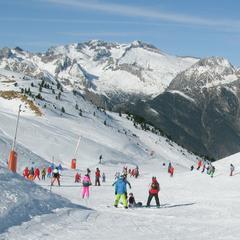 De bonnes conditions dans les stations de ski de Cerler et Formigal-Panticosa - ©Aramon Formigal